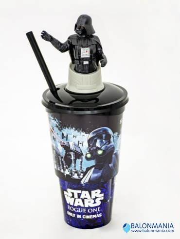 Set Kozarec Star Wars RO 2 500ml - Dart Vader