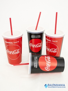 Set Kozarci Coca Cola 1000ml